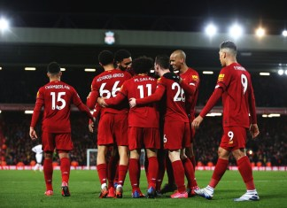 Liverpool 3-2 West Ham