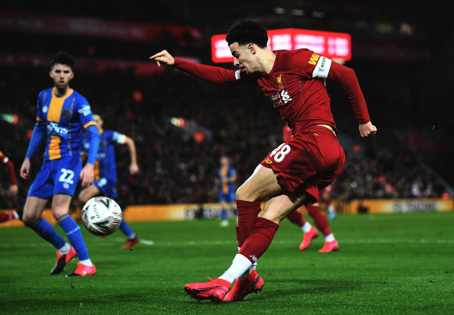 Liverpool 1-0 Shrewsbury Town: Highlights (Video)