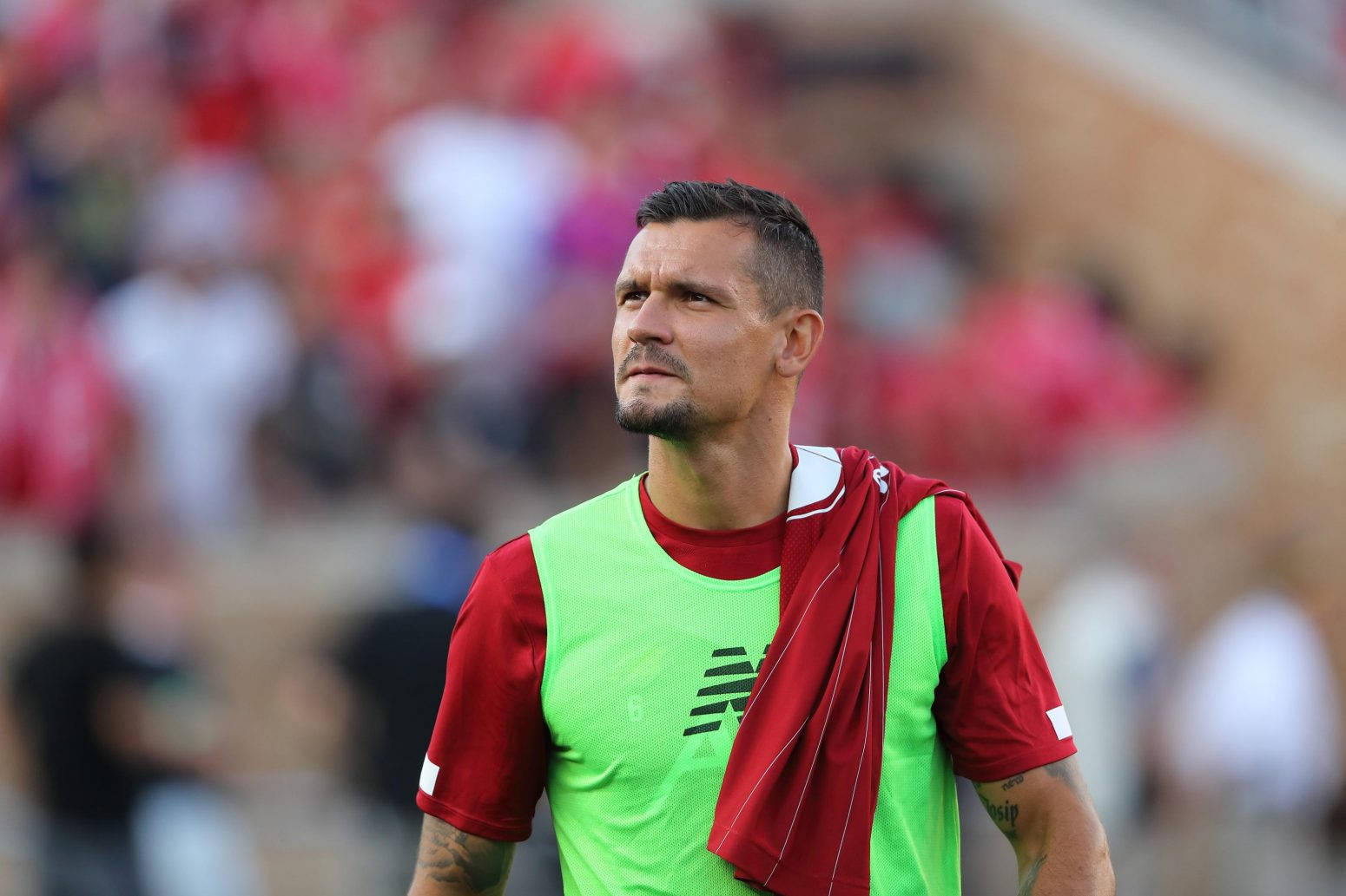 "Dejan Lovren insists Liverpool squad want to be ""remembered as one of the best teams"""