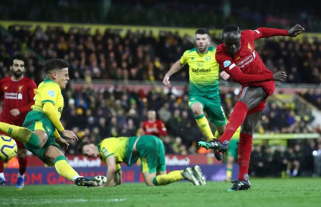 Norwich vs Liverpool Highlights
