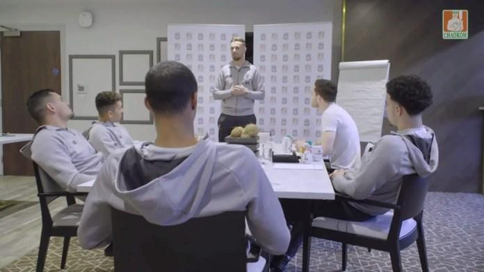 Liverpool Team Meeting