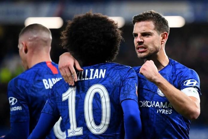 Chelsea Highlights