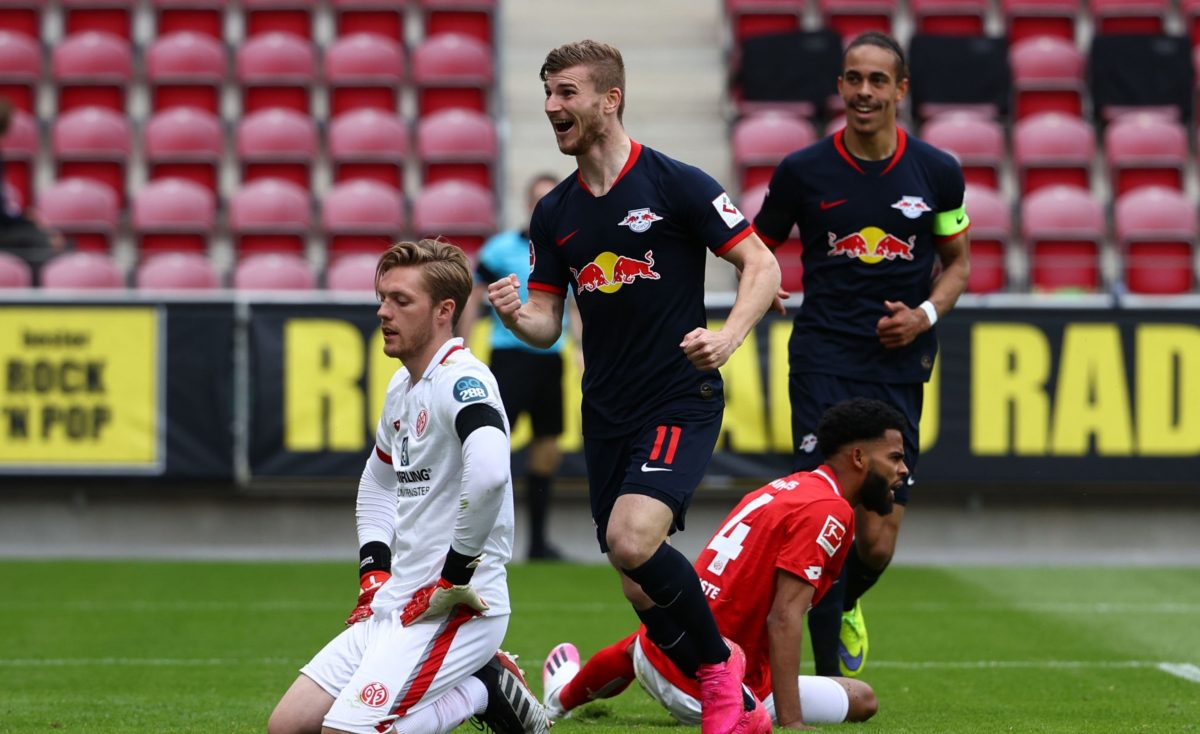 Liverpool target Timo Werner notches hat-trick with Reds transfer looking inevitable