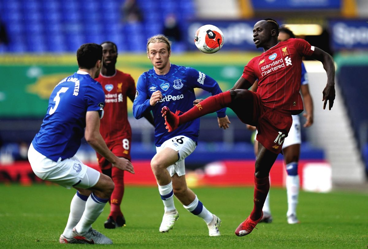 Everton 0-0 Liverpool – Highlights: Stalemate in forgettable Merseyside derby (Video)