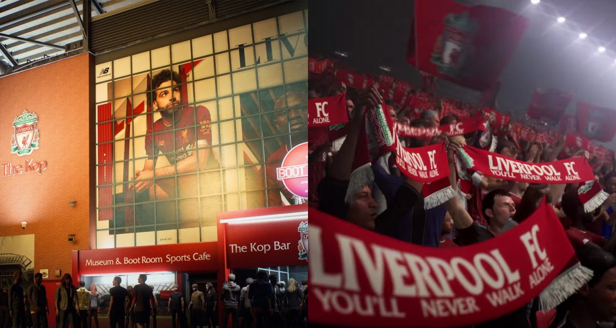Liverpool feature in reveal trailer as EA Sports confirm FIFA 21 release date