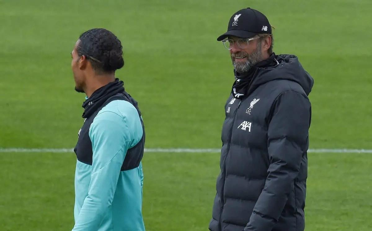 Watch: Jurgen Klopp's pre-match press conference – Everton vs Liverpool