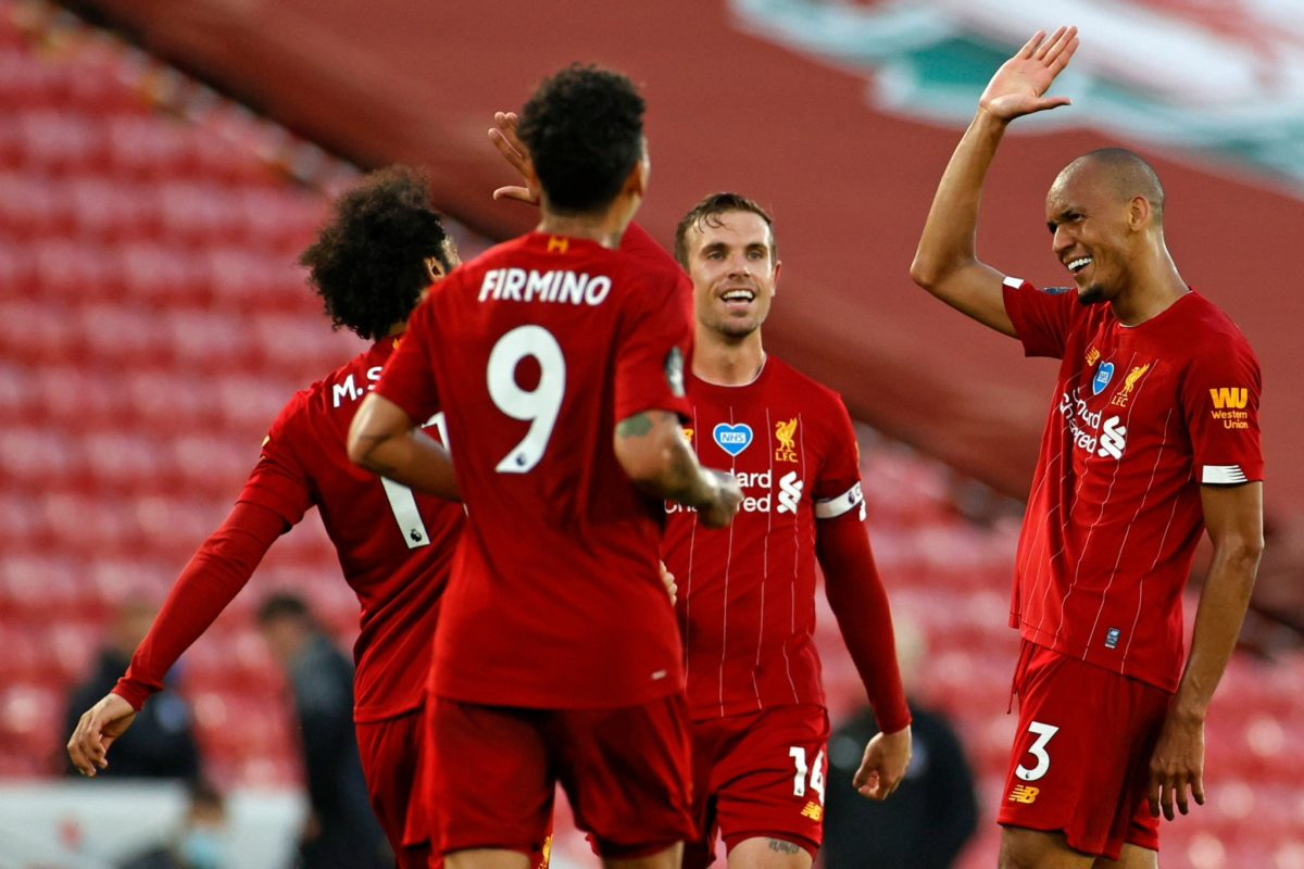 Liverpool 4-0 Crystal Palace – Highlights and Goals (Video)