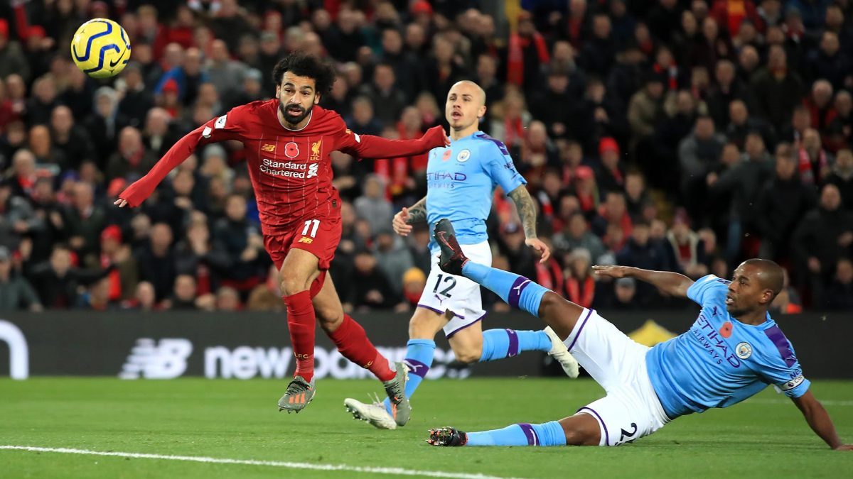 Liverpool's clash against Man City given green light to go ahead at the Etihad