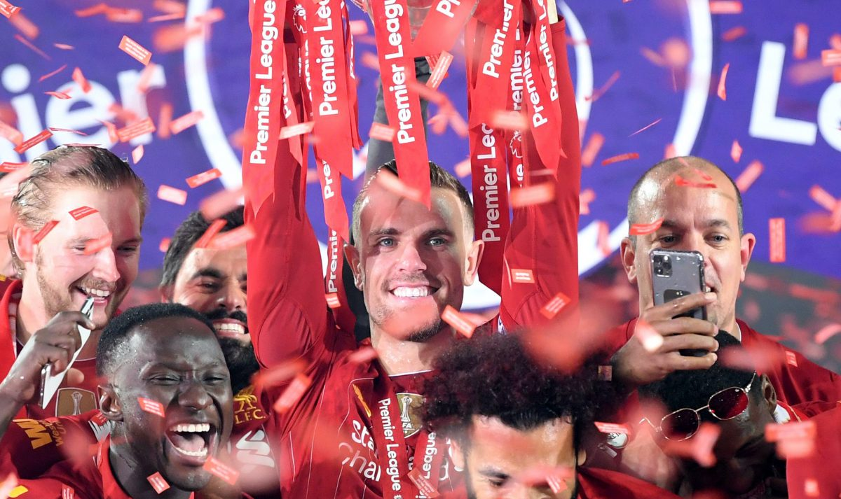 Liverpool captain Jordan Henderson named FWA Footballer of the Year 2019/20