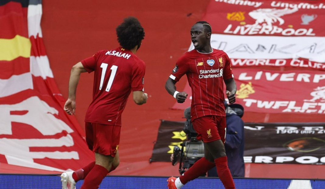 Liverpool 2-0 Aston Villa Highlights