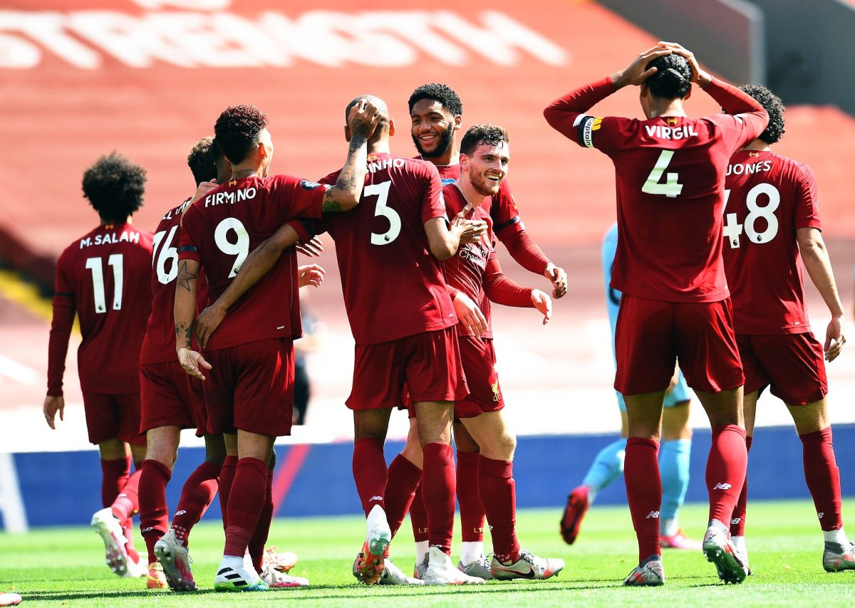 Watch: Liverpool 1-1 Burnley – Highlights and Goals (Video)