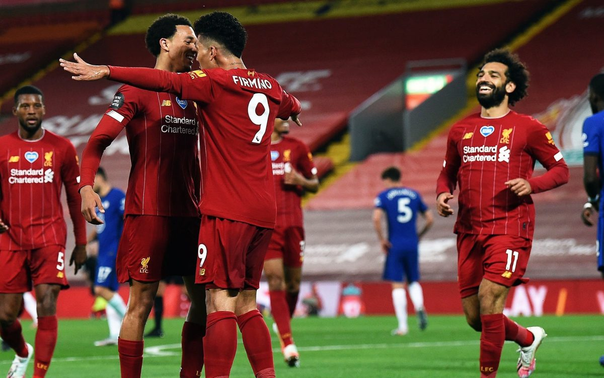 Watch: Liverpool 5-3 Chelsea – Highlights and Goals (Video)