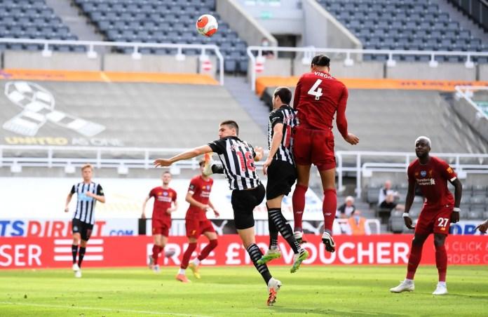 Newcastle vs Liverpool Highlights
