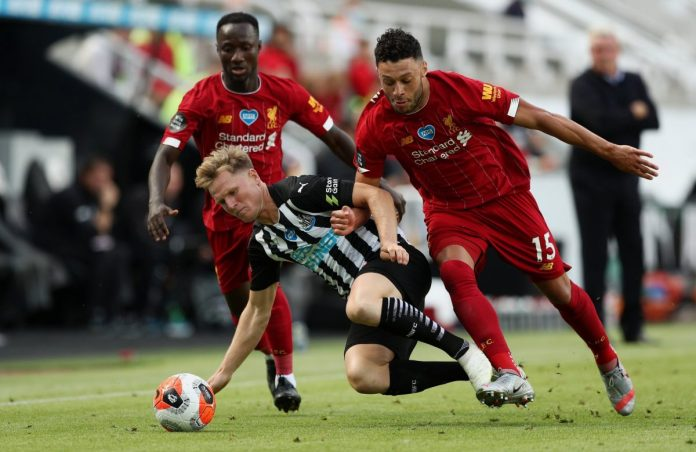 Newcastle United vs Liverpool
