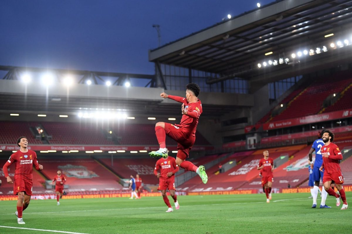 Liverpool 5-3 Chelsea – As it happened & reaction