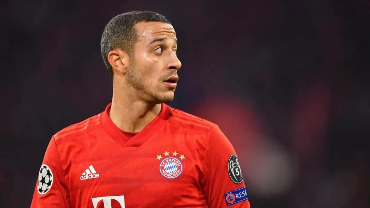 Jurgen Klopp has his say on Thiago transfer as journalist reveals Liverpool's stance