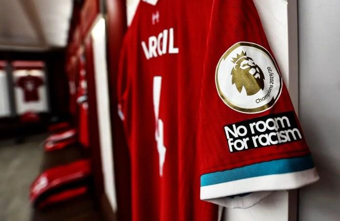 Liverpool team vs Arsenal