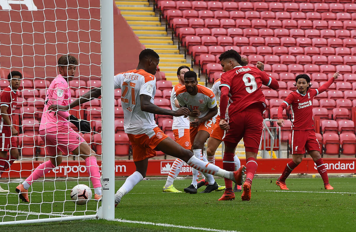 Liverpool 7-2 Blackpool – Highlights & Goals (Video)