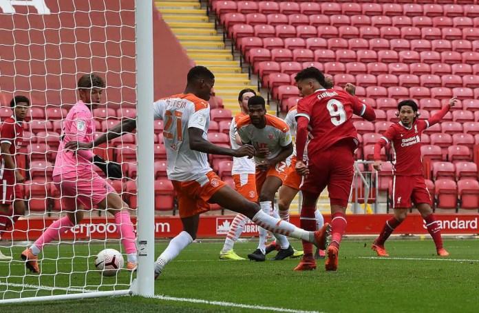 Liverpool vs Blackpool Highlights