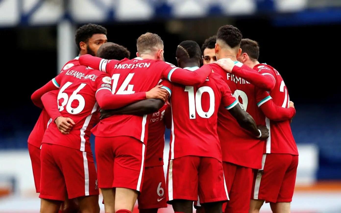 Everton 2-2 Liverpool – VAR denies Reds & Henderson dramatic late victory