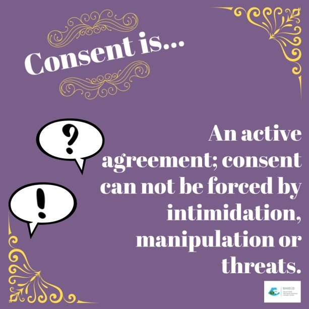 Consent is (1)
