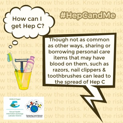 What is Hep C 5