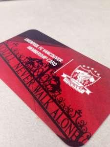 LFC Membership Card