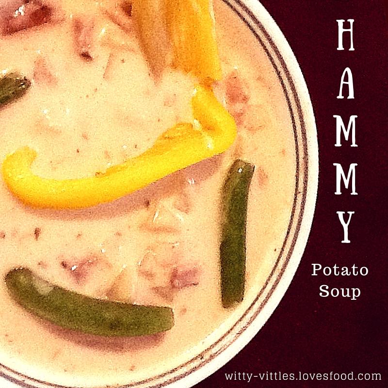 hammy potato soup