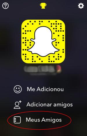 Quer saber se uma pessoa te segue de volta no SnapChat? Confira