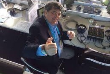 Após narrar Croácia e Portugal pela Euro, apresentador é muito criticado na web