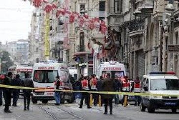 Polícia encontra passaportes de homens-bomba de Istambul