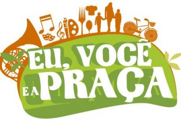 Eu, você e a Praça de volta em Lauro de Freitas