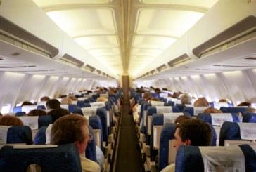 Mais de 2/3 da população tem medo de voar em aviões, diz Ibope