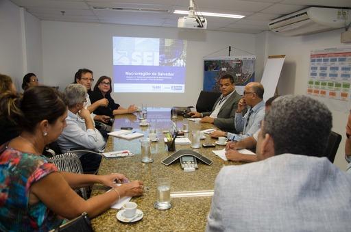 Entidade Metropolitana aprofunda discussões sobre desenvolvimento integrado da RMS