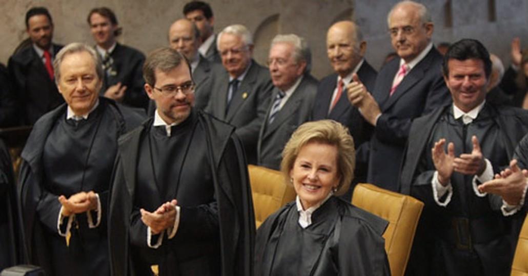 Salários do Judiciário mais que dobraram em 20 anos
