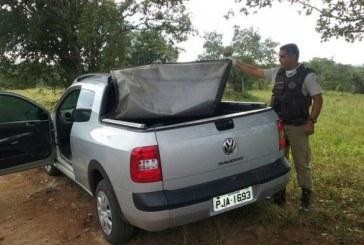 Corpos são encontrados dentro de carro em Feira de Santana