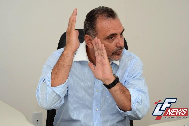 Na Setur, Pelegrino recebeu quase R$ 45 mil em jetons e diárias