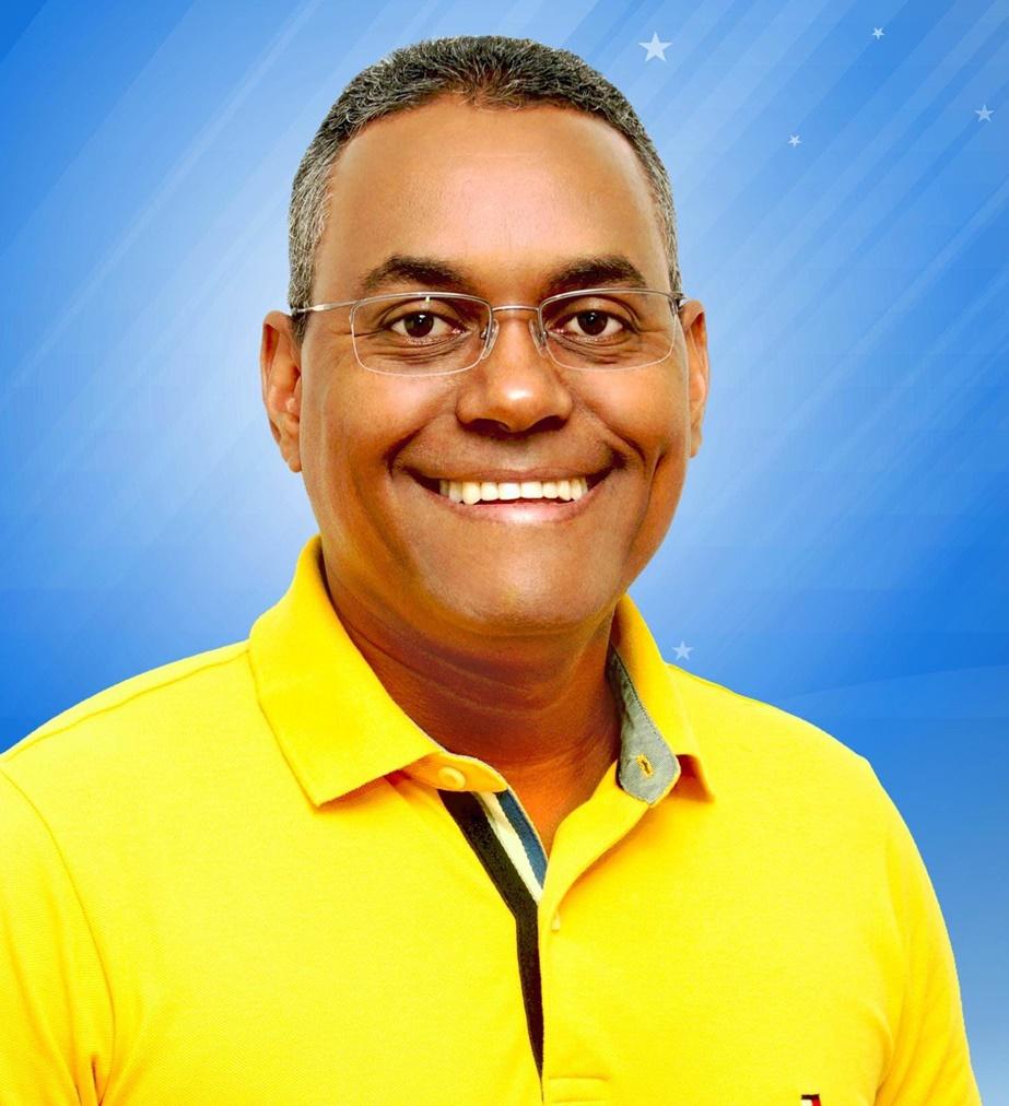 Edílson Ferreira (PRB) vereador rumo à reeleição