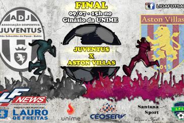 Final da Liga Futsal de Lauro de Freitas acontece neste sábado