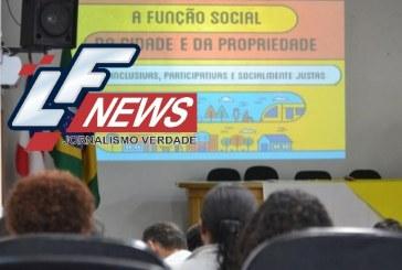 Conferência das Cidades coloca  meio ambiente, geração de empregos e mobilidade em discussão em Lauro de Freitas