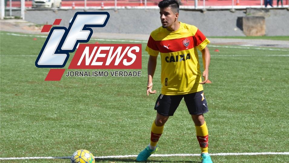 Jogador colombiano Sherman Cárdenas é a principal contratação do Vitória para o Campeonato Brasileiro