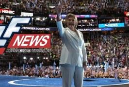 Hillary Clinton: 'Os EUA estão em um momento decisivo'