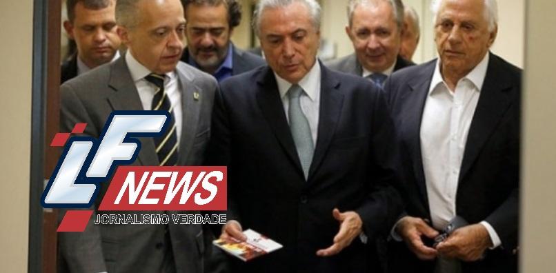 Michel Temer nomeia indicados do PMDB para 2º e 3º escalões