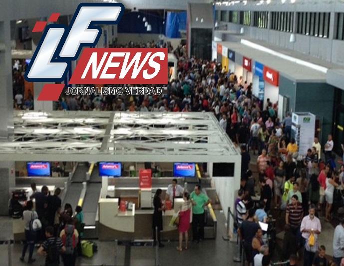 Normas de segurança estão mais rigorosas no aeroporto de Salvador