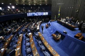 Impeachment: sem começar a ouvir testemunhas, senadores fazem primeiro intervalo