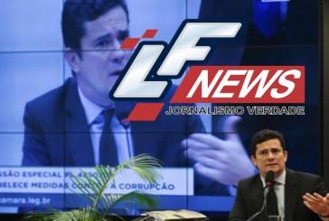 Na Câmara Federal, juiz Sérgio Moro elogia projeto anticorrupção e dá sugestões a deputados