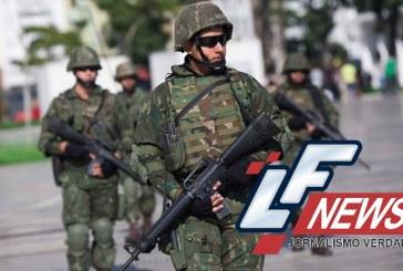 Militares convocados para trabalharem nas Olimpíadas, tentam melhorar sua diária