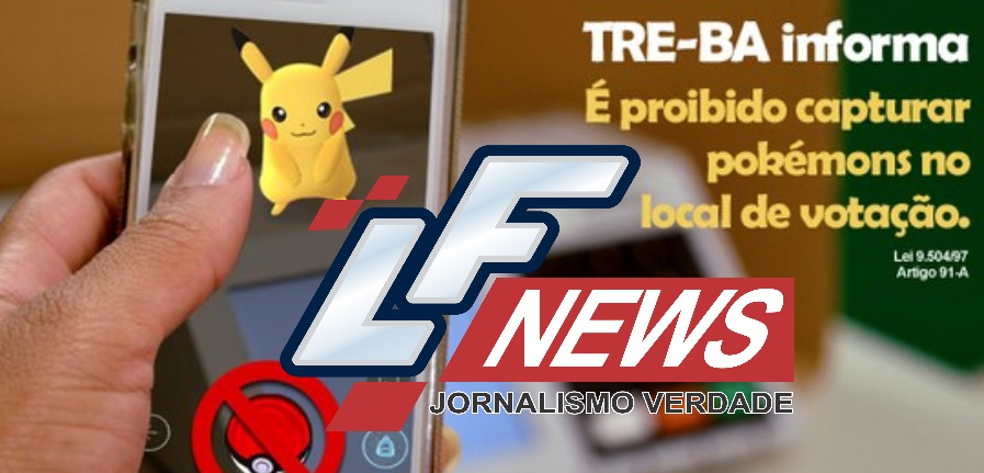 TRE-BA lembra de game para alertar sobre proibição de celulares na cabina de votação