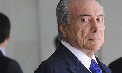 PSDB continua desconfiado das intenções de Temer para 2018