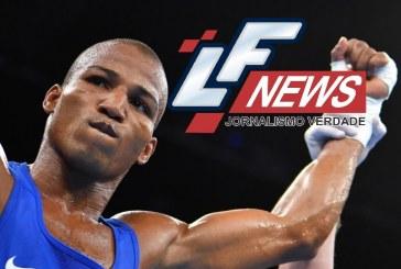 Baiano Robson Conceição vence no boxe e garante medalha ao Brasil